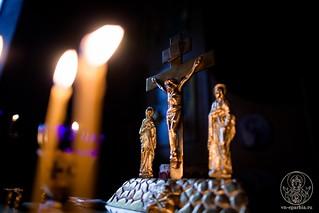 Литургия в Софийском соборе 10