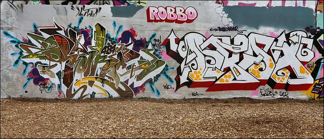 RIP King Robbo - Skore / Drax