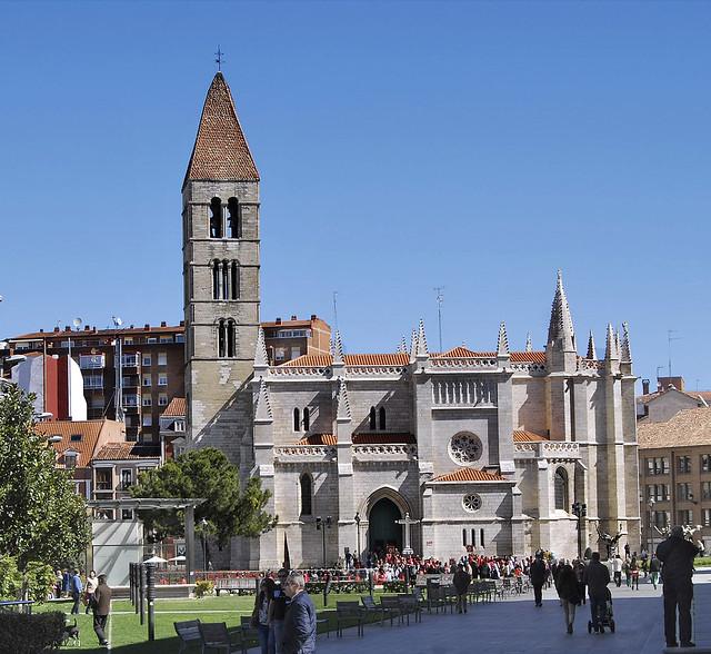 Iglesia de Santa María La Antigua (Valladolid)