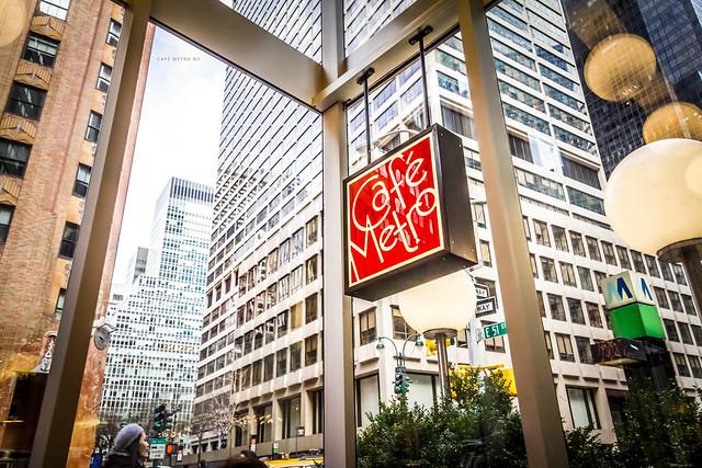 Cafe Metro NY