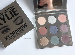 Kylie Cosmetics Kyshadow Holiday Palette | by <Nikki P.>