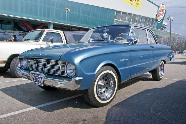 Ford Falcon Tudor 1960 (2367)
