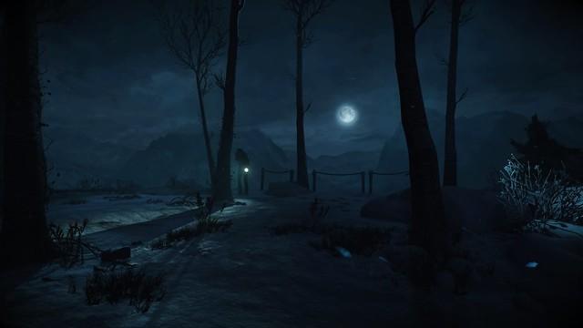 Until Dawn - The Moon