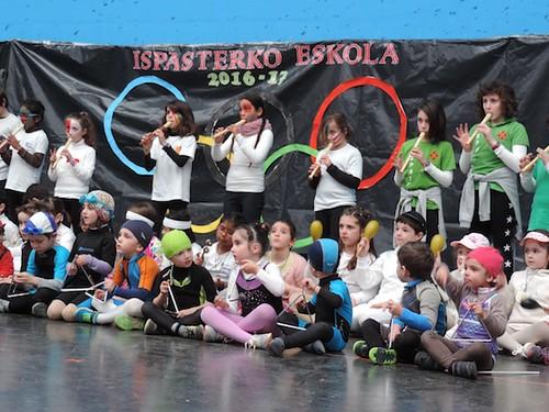 Inauteriak Ispaster 2017