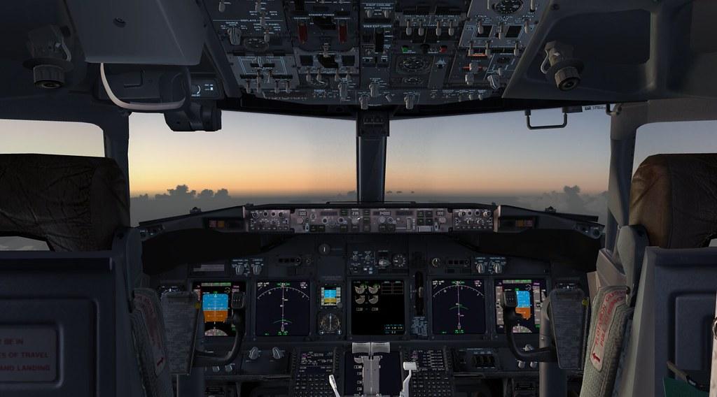 PMDG 737 NGX | Neil | Flickr
