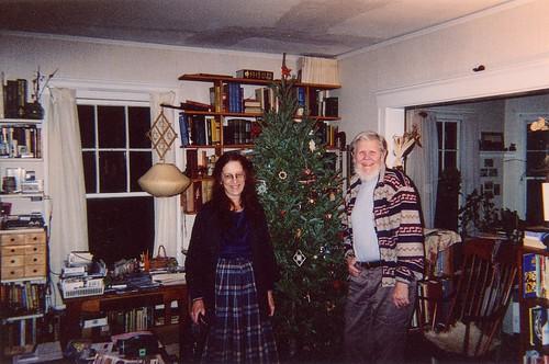 Dick & Martha, January 2002