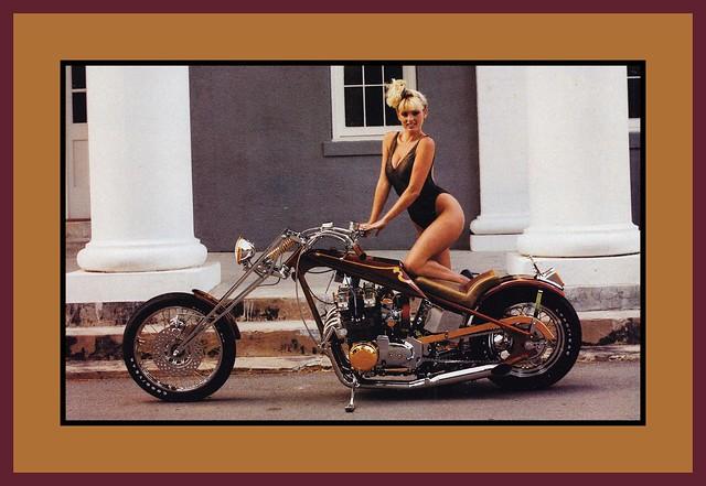 Kawasaki Show Bike, 1990