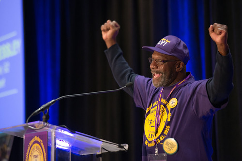20151019 Airport Workers Fight For $15 Conference Washington DC | by SEIU International