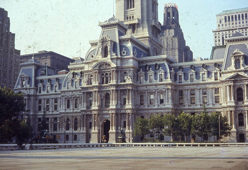 19680623 06 Philadelphia City Hall | by davidwilson1949