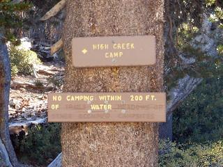 High Creek Camp | by simonov