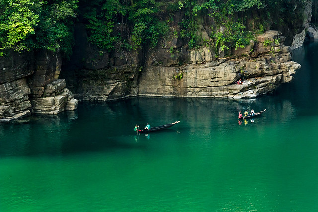 || Canyons and Canoes ||