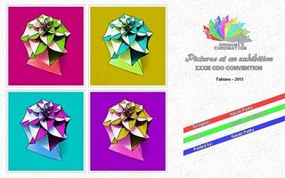 Origami Chromatism - Natale Fietta - Spirali ^2
