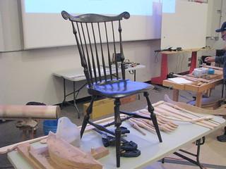 Jim Crammond  Windsor Chairs 2015