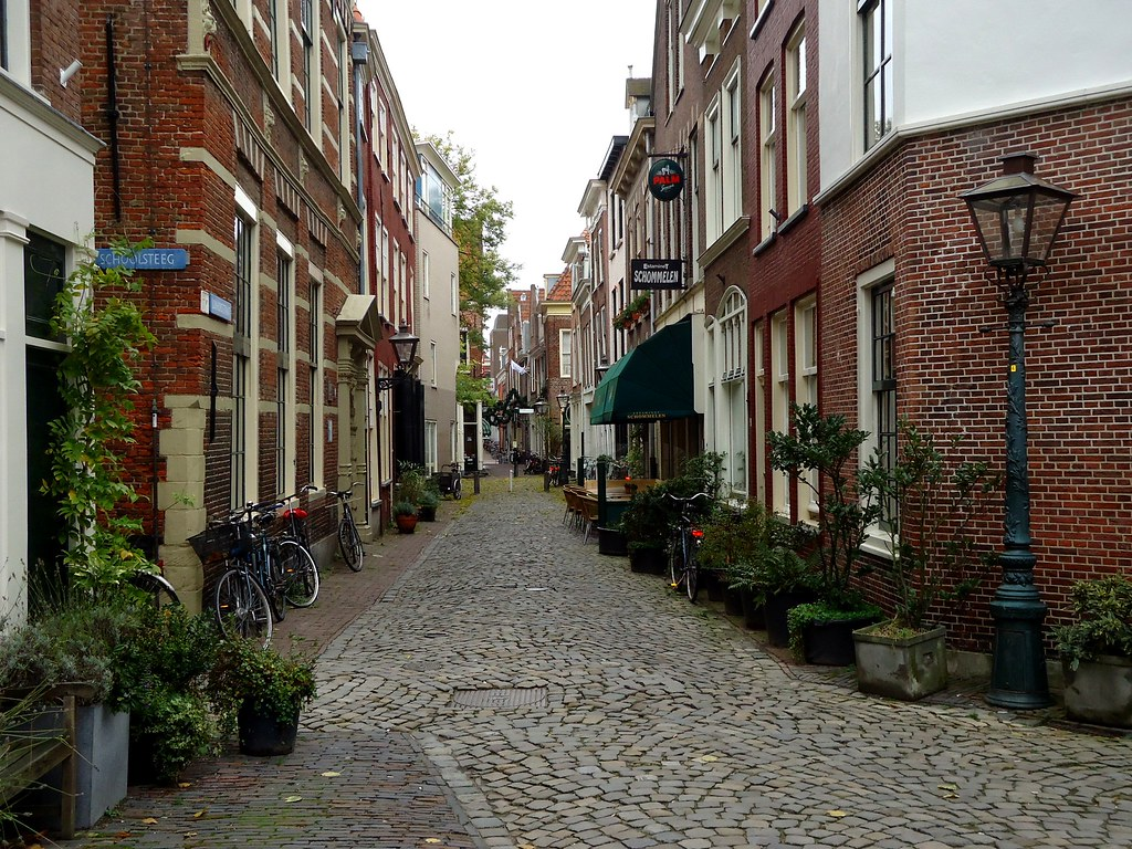 Knusse straatjes