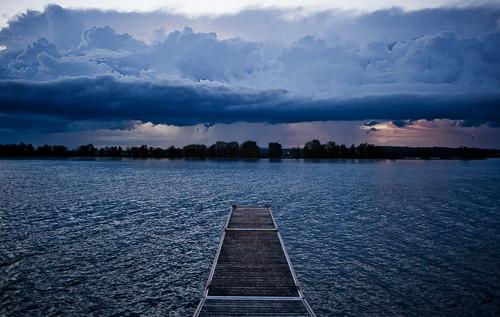 ontario river photo nikon eau ottawa canadian rivière ciel phillip nuage nuages clarence geographic orage rockland outaouais grondin d700