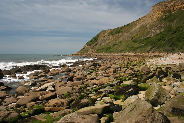 The coast between Eype and Seatown