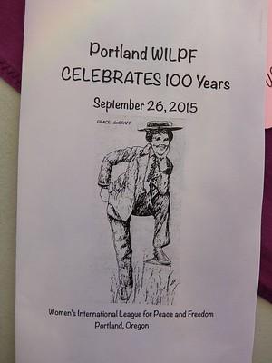 WILPF Turns One Hundred