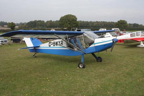 G-BWYR Rans S.6 Coyote II-1 [PFA 204A-13058] Popham
