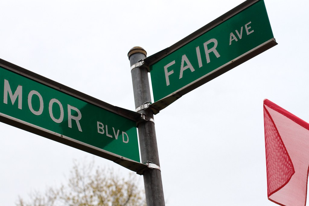 A MOOR FAIR Intersection