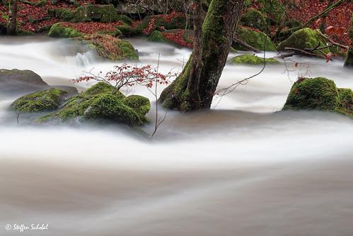 irrelerwasserfälle irrel rapids stromschnellen langzeitbelichtung longexposure prüm fluss river stream verwischt ngc