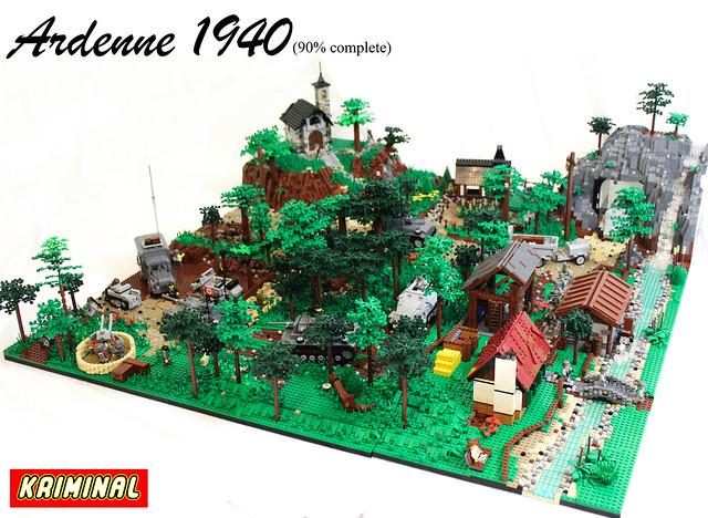 Ardenne 1940 W.I.P.