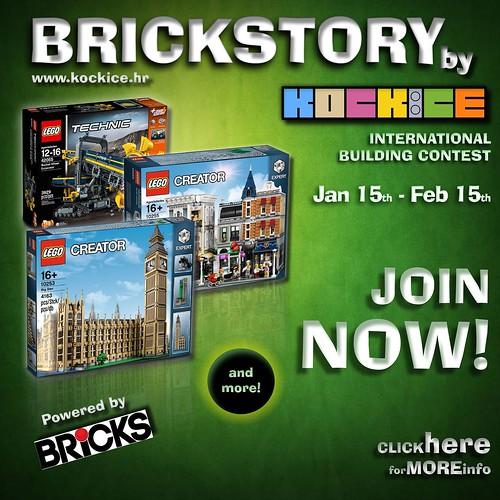 Brickstory 2017 | by RLUG Kockice