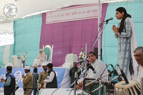 Holy Sister Sudiksha Ji, expresses her views