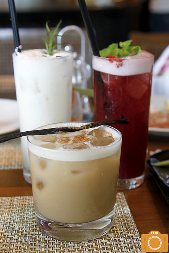 High Street Cafe Christmas cocktails | by foodreviewsmanila