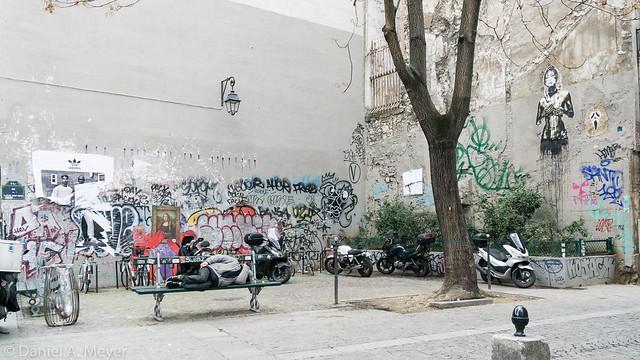 Still Life / Stilleben in Paris