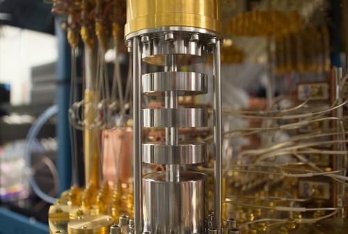 Quantum Computer Mixing Chamber