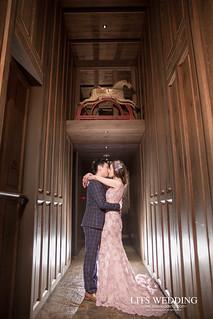 台北婚攝/婚禮紀錄/婚禮攝影/台北君品酒店/秉康+庭芝 | by 婚攝樂思