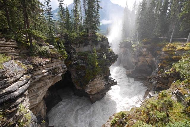 火, 2015-07-21 12:03 - Athabasca Falls