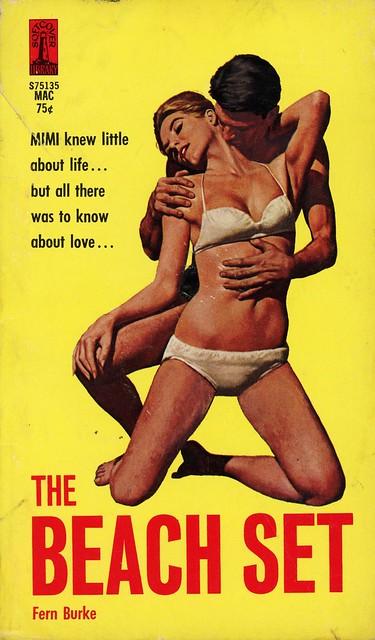 Beacon Books S75135 - Fern Burke - The Beach Set
