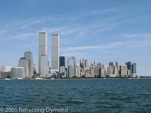 September 9, 2001 | by refractingdymond