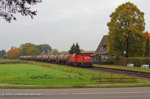Quendorf (D), 24-10-2015, DBS 6469 | by Fokko van der Laan