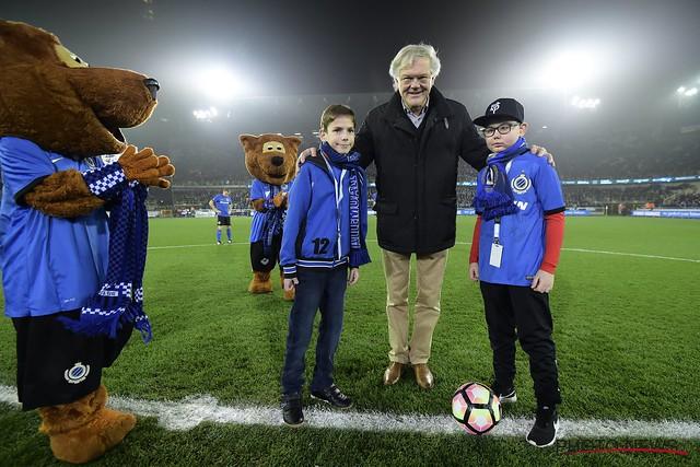 Club Brugge - KV Kortrijk 18-12-2016