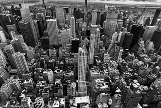 NYC in Monochrome | by www.davidbaxendale.com