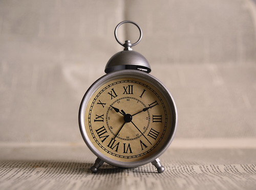 Small Decorative Alarm Clock | by Image Catalog
