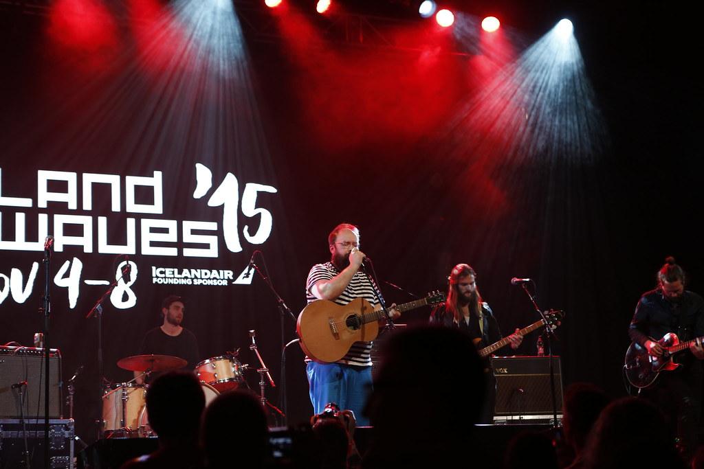 Borko, Iceland Airwaves 05.11.15