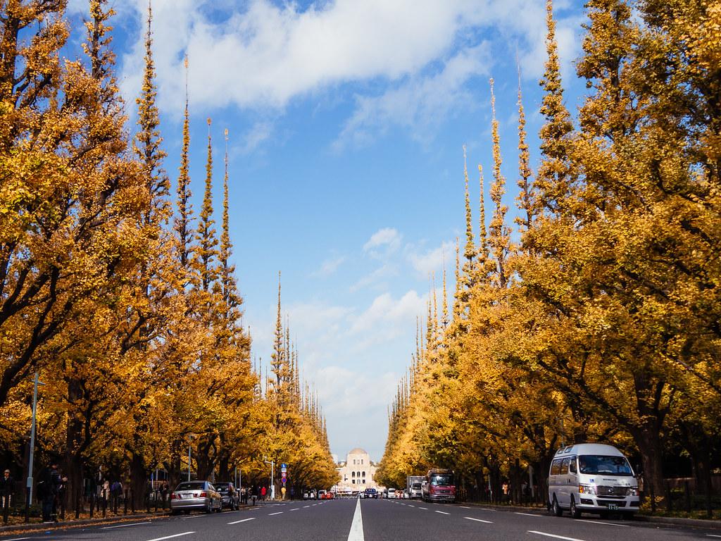 明治神宮外苑 Meijijingu Gaien
