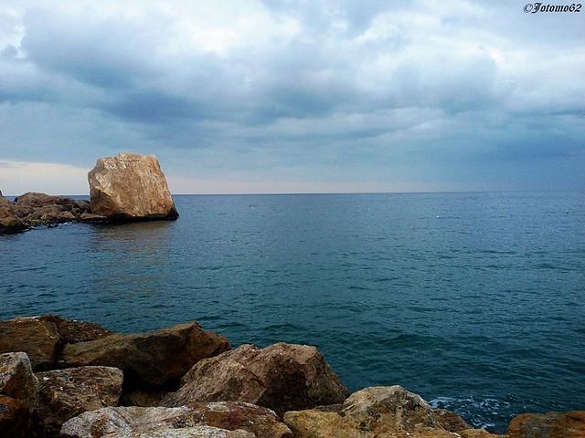 Nubes y....mar