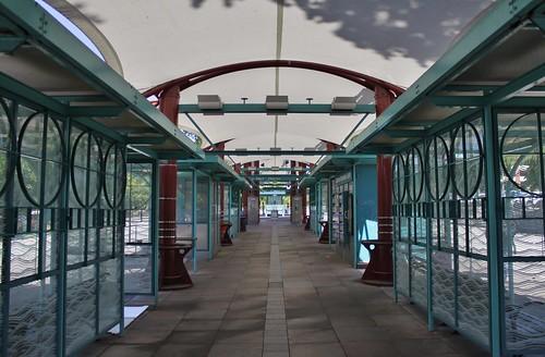 Northgate TC platform