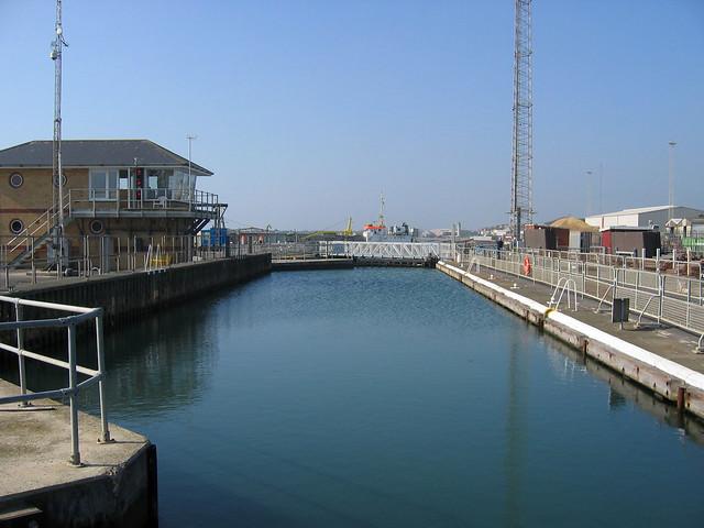 Shoreham Harbour