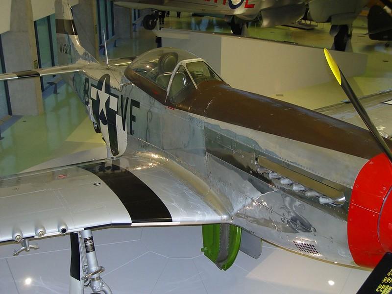 Североамериканский P-51D Mustang 2