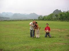 Mi equipo vietnamita