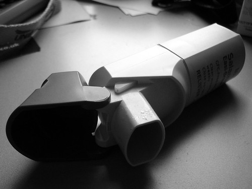 Inhaler | by Neil T