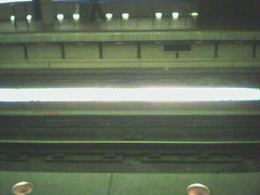 In a Station on the Metro