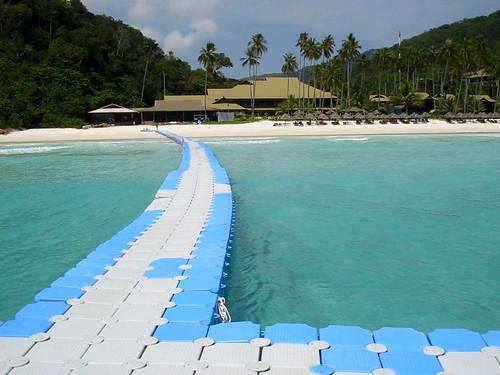 Pulau Redang Malaysia-jetty