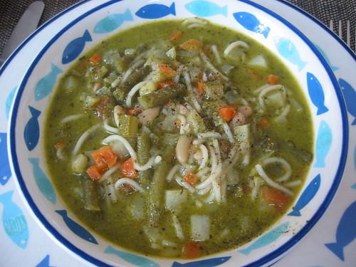 Soupe au pistou II