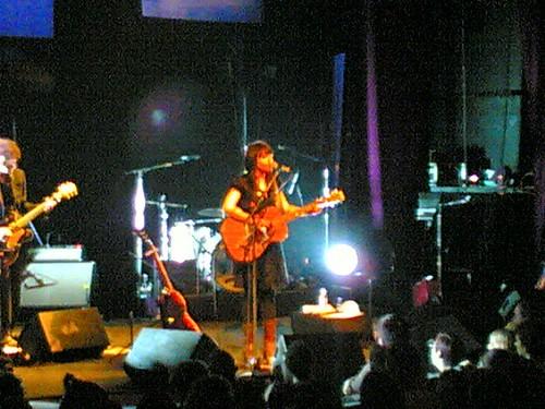 Keren Ann en concert à la Cigale